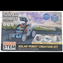 KIT DE ROBOTS SOLARES (12...