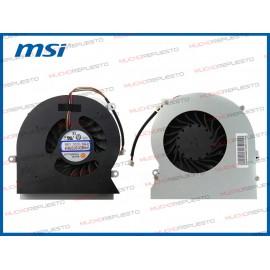 VENTILADOR MSI GT62VR 6RD...