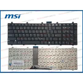 TECLADO MSI GE60 /GE60 2PE...
