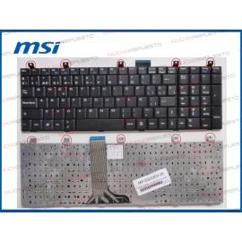 TECLADO MSI EX600 / EX610 /...