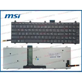 TECLADO MSI MS-1755 /...