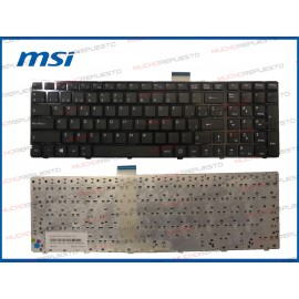 TECLADO MSI A6200 / CR620 /...
