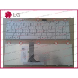 TECLADO LG E500 / E50 BLANCO