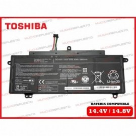 BATERIA TOSHIBA 14.4V Tecra...