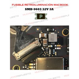FUSIBLE SMD 0603 32V 3A...