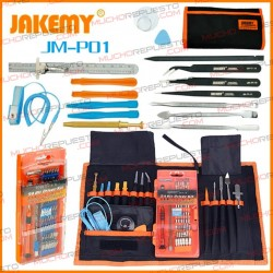 JAKEMY JM-P01 HERRAMIENTAS...