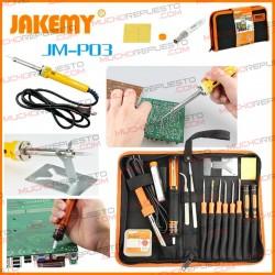 JAKEMY JM-P03 PACK DE 23...