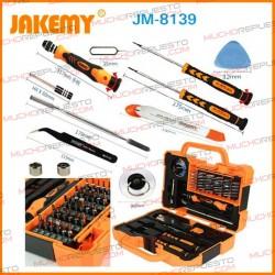 JAKEMY JM-8139 MALETIN HERRAMIENTAS 43 EN 1