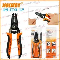 JAKEMY JM-CT4-12 ALICATES DE CORTE CON METRICA