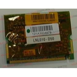 TARJETA MODEM - LAN PORTATIL 80-LN3500100-1