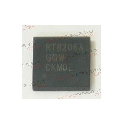 RT8206AGQW RT8206A QFN (32pin)