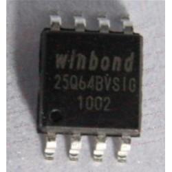 BIOS WINBOND 25Q64BVSIG...