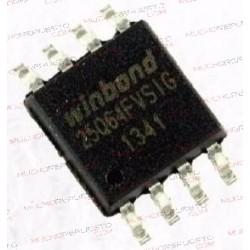 BIOS WINBOND 25Q64FVSIG...