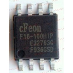 BIOS cFeon EN25F16-100HIP SOP 8pin IC CHIP 16mb