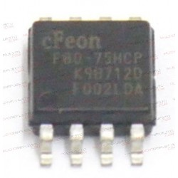 BIOS cFeon F80-75HCP SOP 8pin IC CHIP 8mb