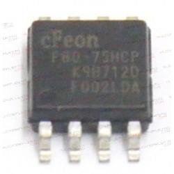 BIOS cFeon F80-75HCP SOP...