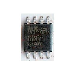 BIOS MX25L4005AM2C-12G SOP 8pin IC CHIP 4mb