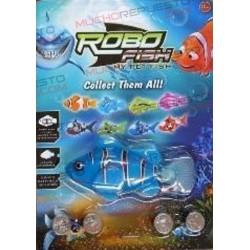 ROBOFISH PEZ AZUL (2 pilas incluidas)