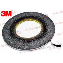 CINTA ADHESIVA DOBLE CARA 3M (0,5mm x 50m)