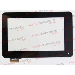 CRISTAL+TACTIL ACER Iconia Tab B1-710/B1-711 NEGRO 7""