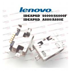 CONECTOR USB TABLET LENOVO...