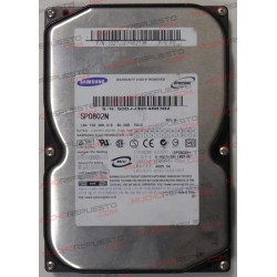 HDD IDE SAMSUNG SP0802N (1027J1EY402738) 80GB 3.5""