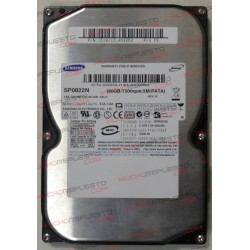 HDD IDE SAMSUNG SP0802N (1519J1CL463262) 80GB 3.5""