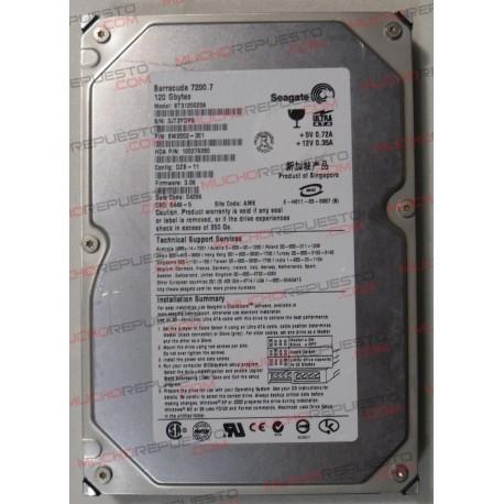 """HDD IDE SEAGATE ST3120022A (9W2002-301) 120GB 3.5"""""""