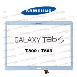 CRISTAL+TACTIL TABLET SAMSUNG TAB S T800/T805 10.5