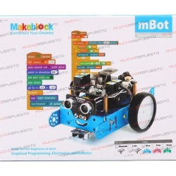 Kit Robot Educativo Makeblock SPC MBot 90050 38P