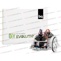 KIT DE ROBOTICA PRINTBOT EVOLUTION BQ