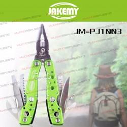 HERRAMIENTA MULTIFUNCION JAKEMY JM-PJ1003 (9 EN 1)