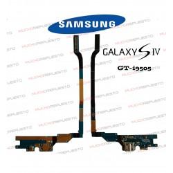 CABLE FLEX + CONECTOR MICRO USB GALAXY S4 i9505