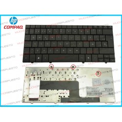 TECLADO HP Compaq Mini CQ10-100/110-1000 SERIES NEGRO