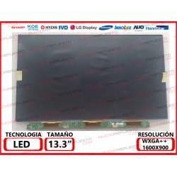"PANTALLA 13.3"" LED (1600x900) SLIM CONECTOR ESPECIAL (Ver Foto)"