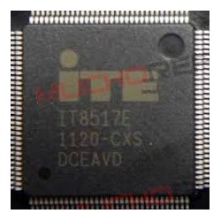 Circuito Integrado E/S ITE IT8517E CXS