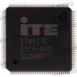 Circuito Integrado E/S ITE IT8517E HXS