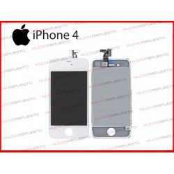 PANTALLA (Tactil+LCD) IPHONE 4 (Grade A+) BLANCA