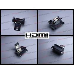 CONECTOR HDMI HEMBRA SMD PARA SOLDAR (Modelo 11)
