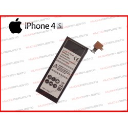 BATERIA MOVIL IPHONE 4S COMPATIBLE 3.7V 1430mAh