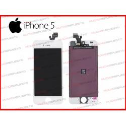 PANTALLA (Tactil+LCD) IPHONE 5 (Grade A+) BLANCA