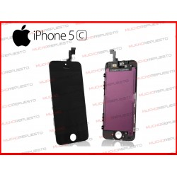 PANTALLA (Tactil+LCD) IPHONE 5C (Grade A+) NEGRA