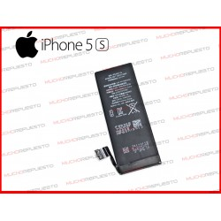 BATERIA MOVIL IPHONE 5C / 5S COMPATIBLE 3.8V 1560mAh