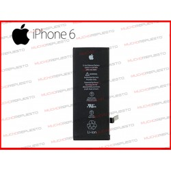 BATERIA MOVIL IPHONE 6 COMPATIBLE 3.82V 1810mAh