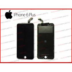 """PANTALLA COMPLETA (Tactil+LCD) IPHONE 6 PLUS 5.5"""" (Grade A+) NEGRA"""