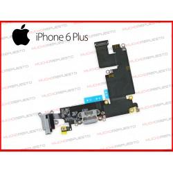 CONECTOR DE CARGA/DATOS+MICROFONO+AURICULAR IPHONE 6 PLUS