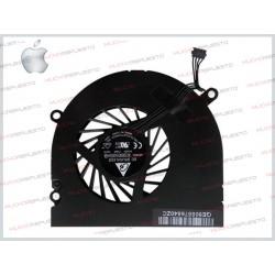"""VENTILADOR MacBook Pro A1286 15"""" (LADO DERECHO)"""