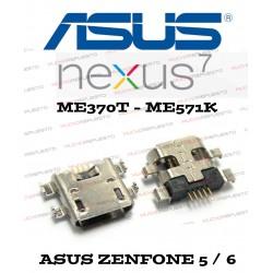 CONECTOR MICRO USB ASUS...
