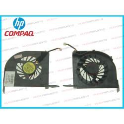 VENTILADOR HP DV6-2000 / DV6-2xxx / DV6-2100 /DV6-21xx (Para INTEL)