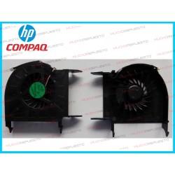 VENTILADOR HP DV6-1000 / DV6-1xxx / DV6-1100 / DV6-1200 (Modelo 3)
